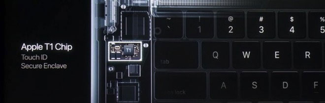 ARM chips, Apple may appear in the updated MacBook Pro this year