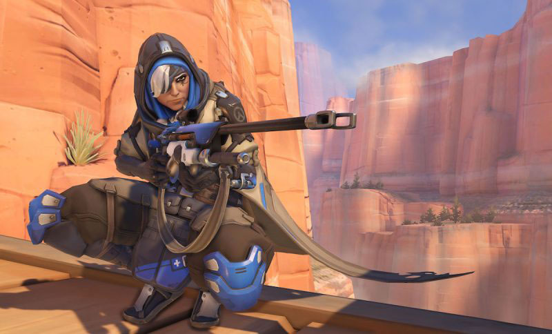 Blizzard is considering porting Overwatch on Mac