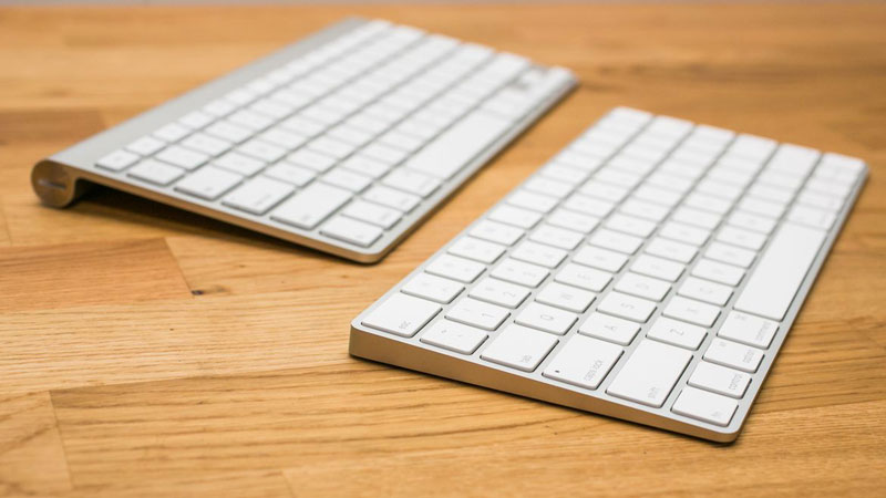 New MacBook, iPad and Apple Magic Keyboard declassified a week before the official presentation