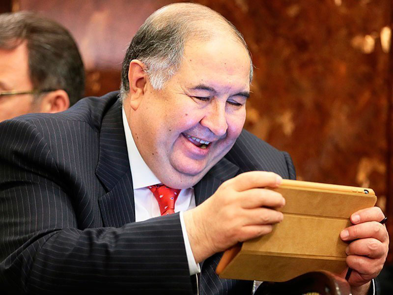 "Russians began to massively ""Megasite"" in a video message Usmanov for iPhone 7"