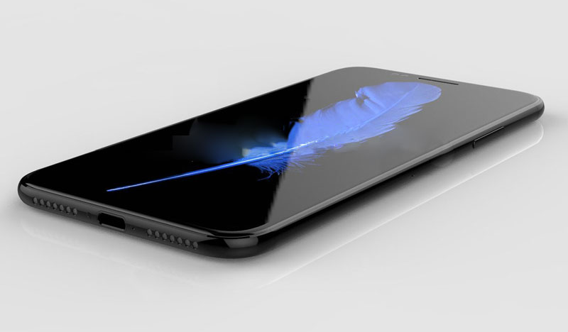 """The designer showed """"the best concept iPhone 8"""""""