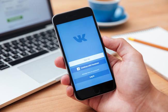 """Mobile operator Mobile VK """"Vkontakte"""" will work 15 Jul"""