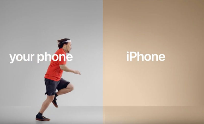 Apple new iPhone commercial Troll Android users [video]