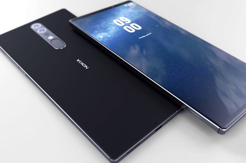 The flagship Nokia 9 get 8 GB of RAM