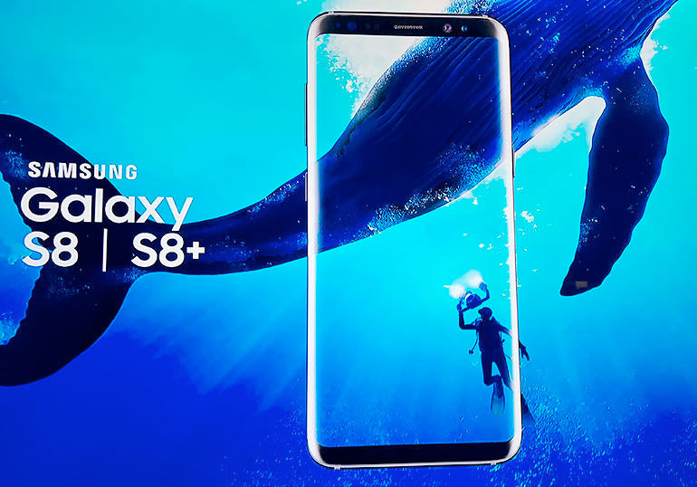 Galaxy S8 for sale the home of Samsung is twice faster than predecessors
