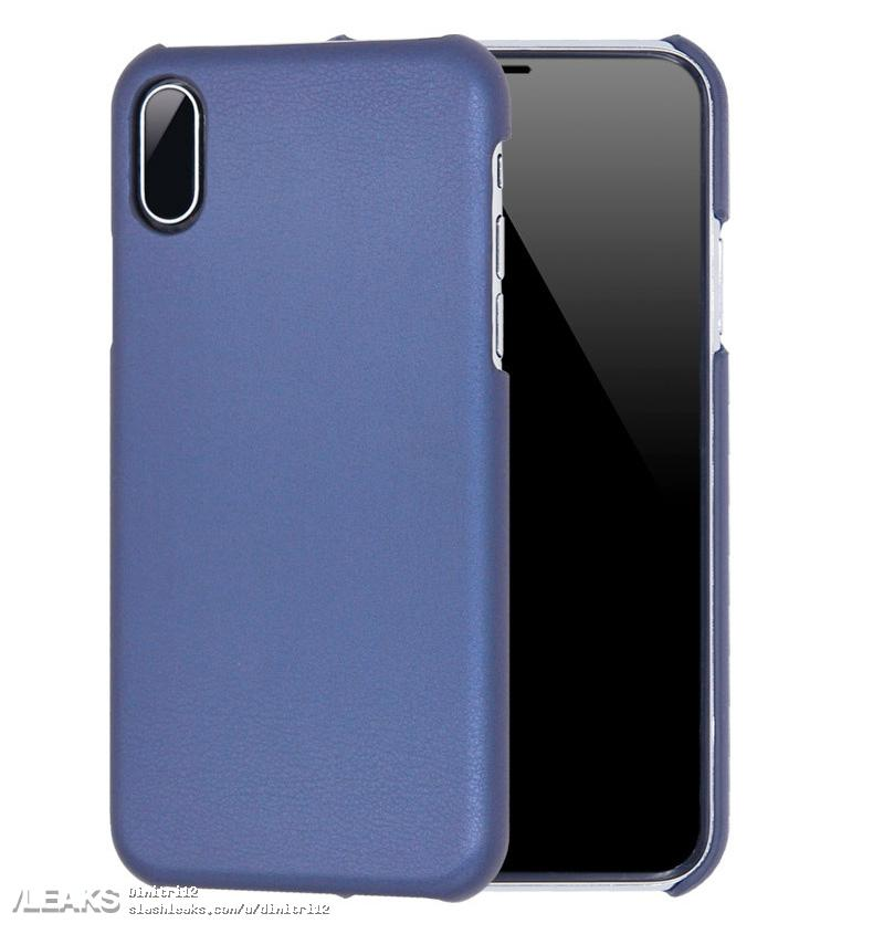 Image cover for the iPhone 8 to dispel fears of users about the design of the smartphone