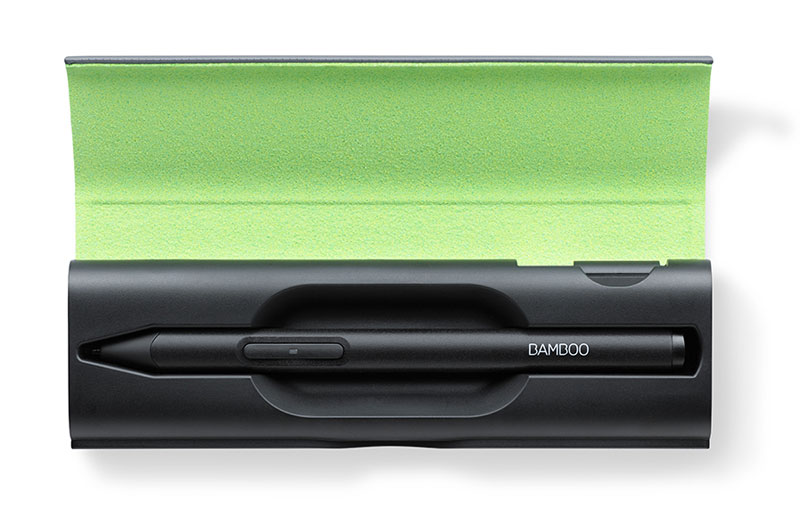 Wacom introduced a new pen Bamboo Sketch for iOS devices [video]