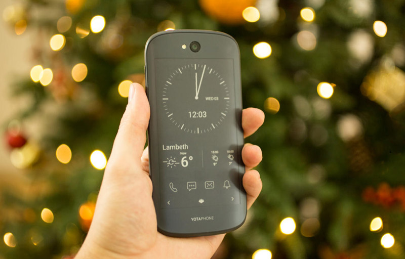 Became known the price and release date YotaPhone 3