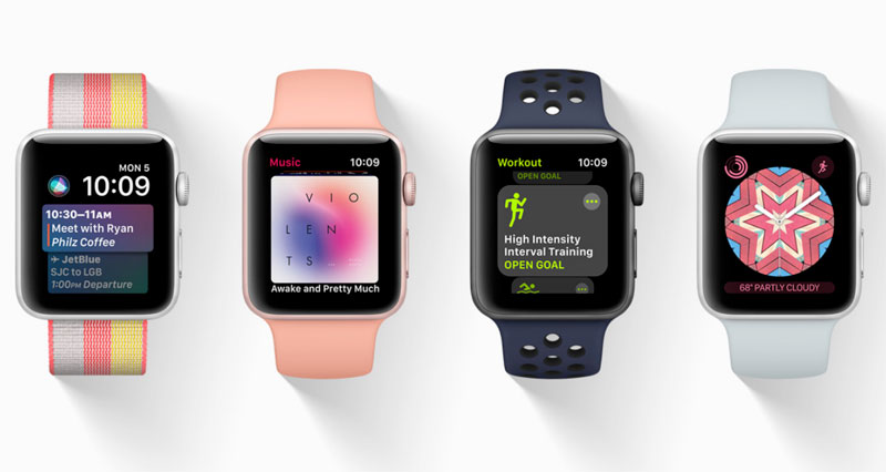 4 the main innovations in watchOS 4