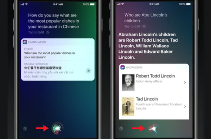 Apple accidentally reveals virtual button iPhone 8 at the presentation of iOS 11?