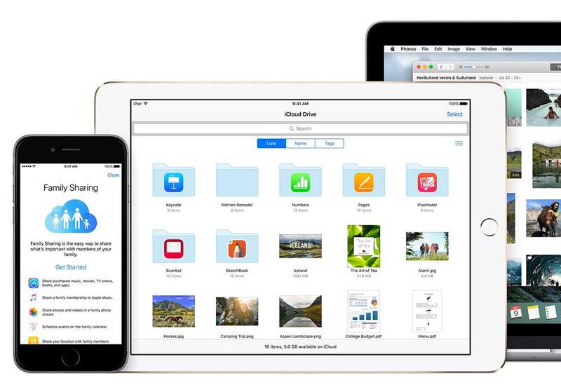 Apple has updated tariff plans for cloud storage iCloud