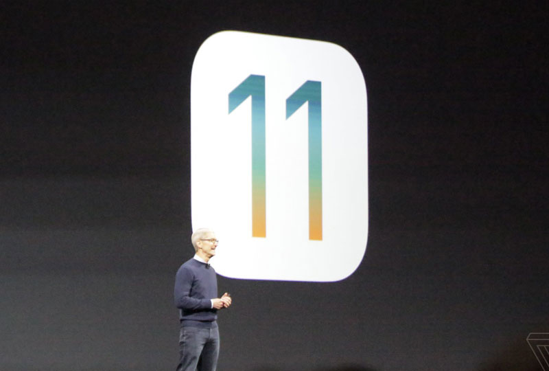 iOS 11 has been officially unveiled: all the new features, especially the timing of the release