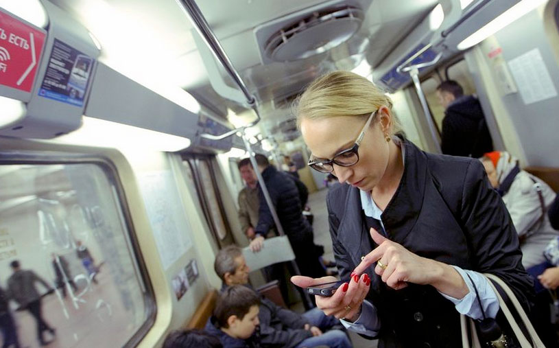 Tele2 has become a leader in the coverage of LTE networks in the Moscow metro