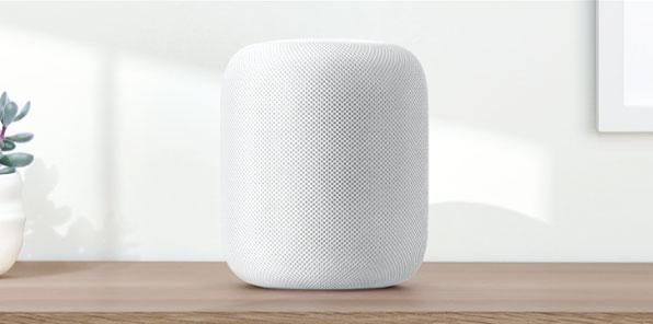 "Apple has announced a ""smart"" column HomePod"