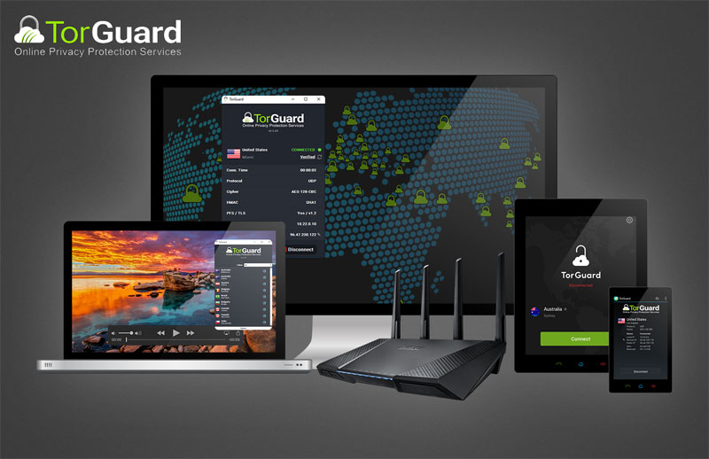 TorGuard VPN service refused to fulfill the requirements of the bill on the prohibition of bypass of locks in Runet