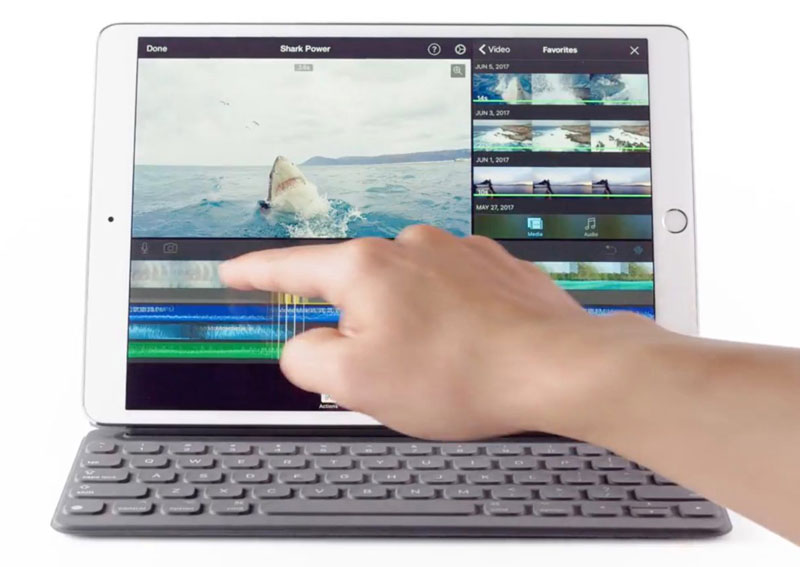 Apple: the new iPad Pro will easily replace your laptop