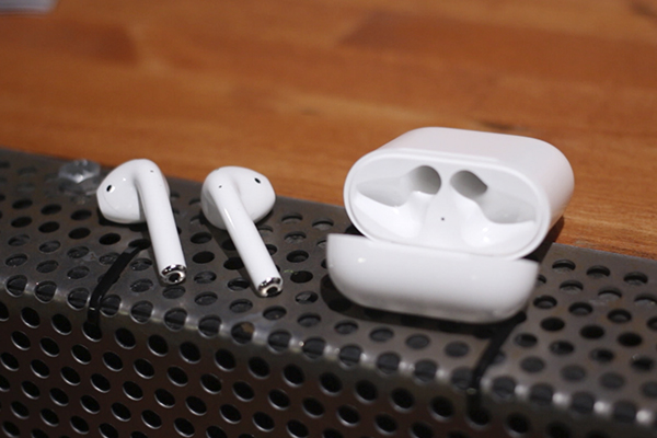 The waiting period AirPods was reduced to 2-3 weeks