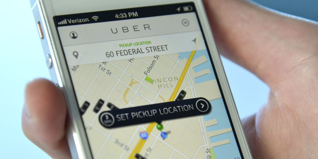 Uber will cease to follow users after the trip