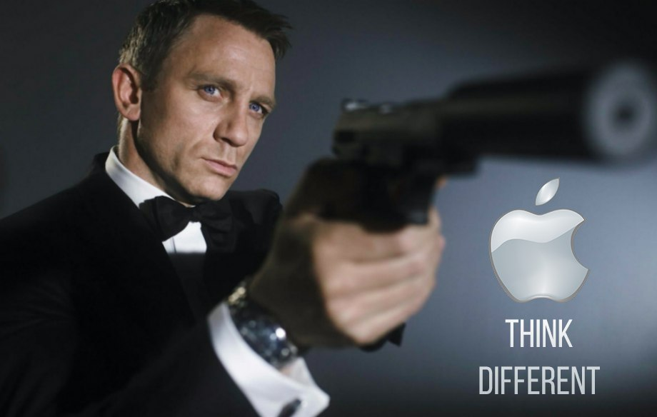 Apple could buy the rights to James bond