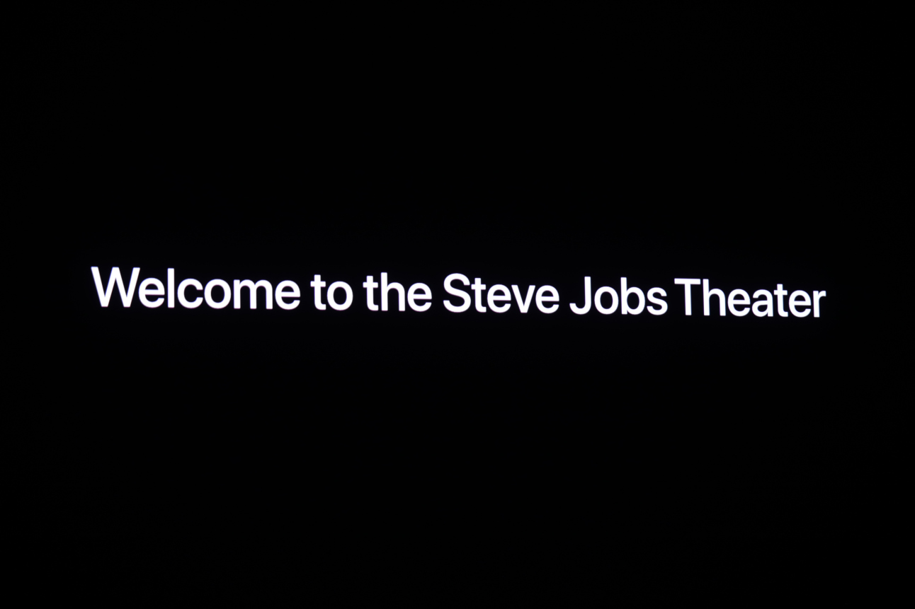 """Tim cook introduced the """"Theatre of Steve jobs"""""""