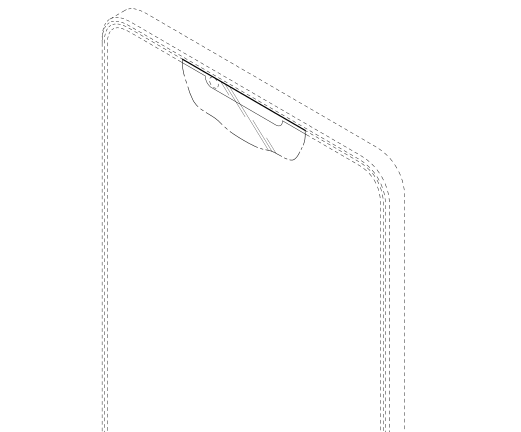 Samsung has patented the design of the iPhone 8