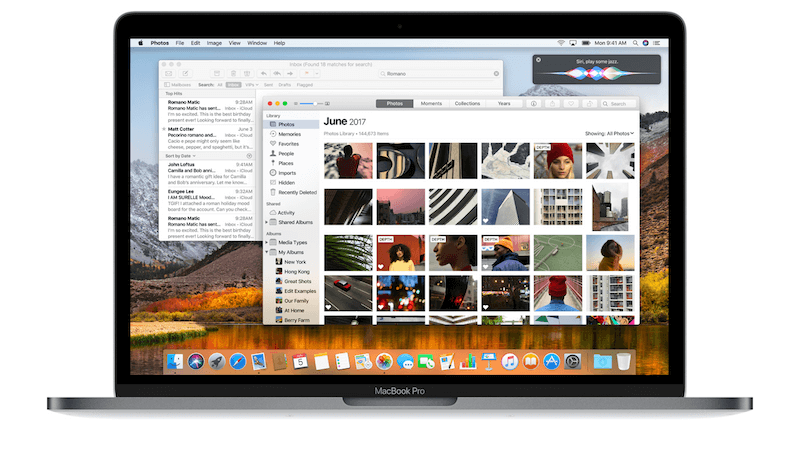 macOS High Sierra will be available on September 25