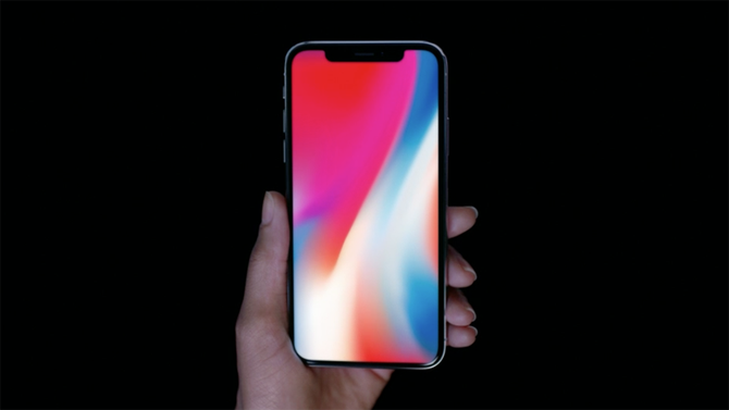 OLED display in iPhone X worse than the Super AMOLED in the Galaxy S8
