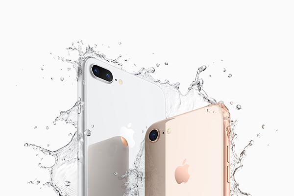 Apple officially introduced the iPhone 8 and 8 Plus