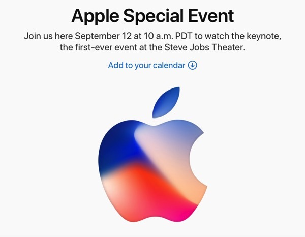 How and where to watch the presentation of the new iPhone?