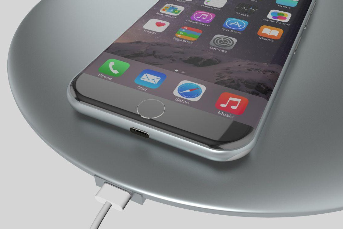 Apple has not managed to create wireless charging to the iPhone