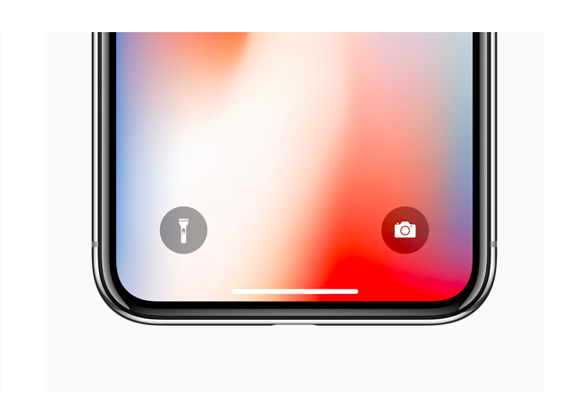 New gestures in iOS 11 specifically for the iPhone X
