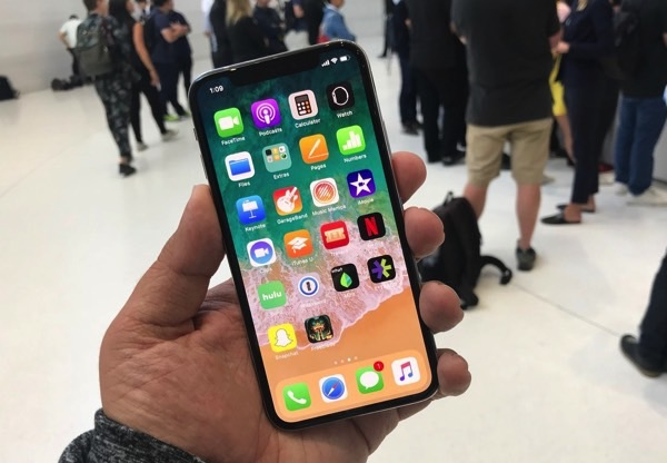 How to take screenshots on iPhone X no Home button?