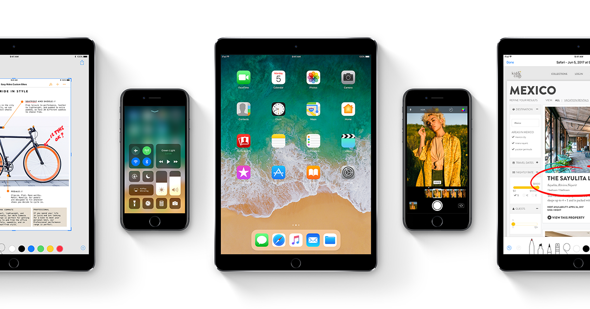 Will 10 beta versions and the GM release to fix all bugs in iOS 11?
