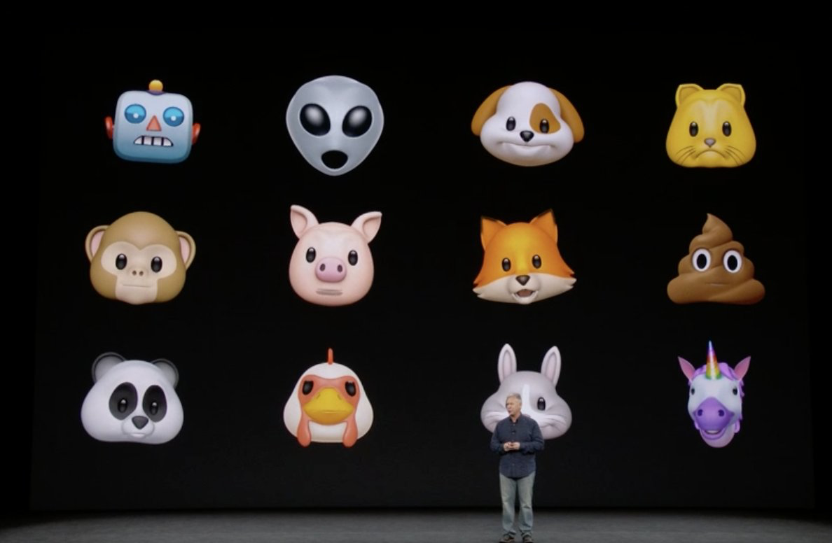 Animoji — animated emoticons that you'll love