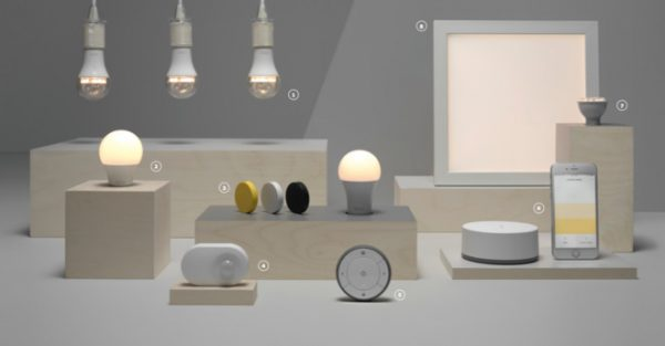 IKEA once again failed to implement control of the lighting system Tradfri in the Apple HomeKit