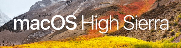 Apple has released an unscheduled update macOS High Sierra