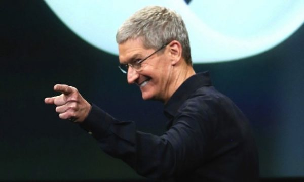 Tax reform the US could lead Apple to the capitalization of 1 trillion dollars