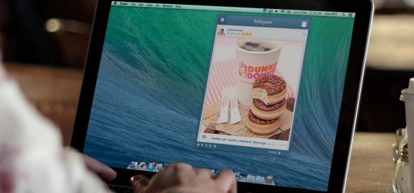 New app allows users to put Instagram photos MacBook c