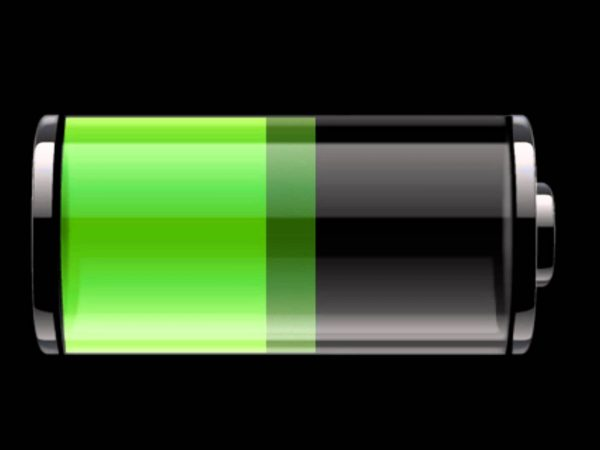 How to check battery status in iPhone