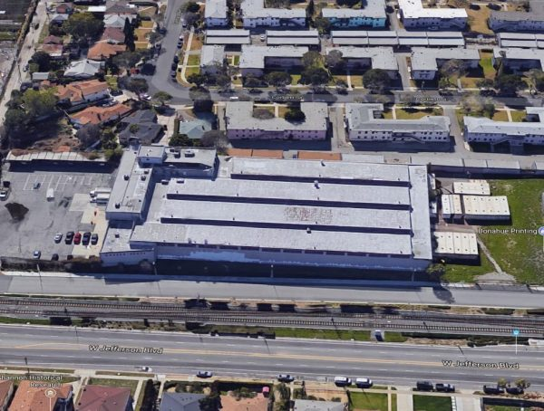 Apple is watching the space for a new project in the West Los Angeles