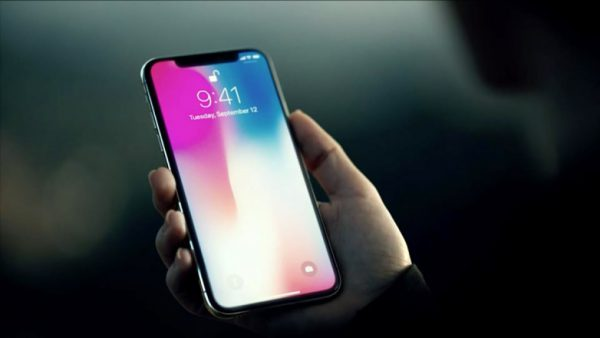 Video: unboxing iPhone X. More details about the novelty