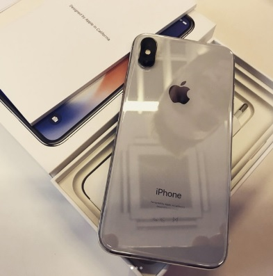 iPhone X waiting