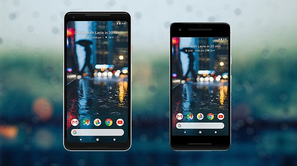 Google promises long-term support for Pixel 2 and Pixel 2 XL