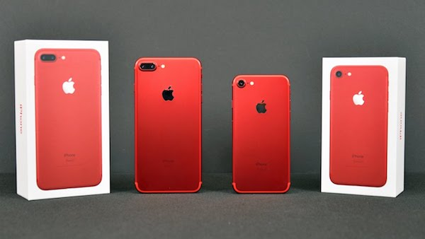Why red iPhone 7 – the best investment in smartphones