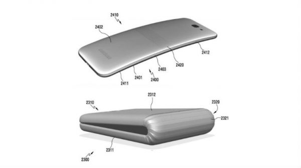 Bendable Samsung X will be released as a limited edition