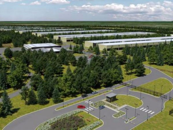 The construction of the data center Apple in Ireland approved