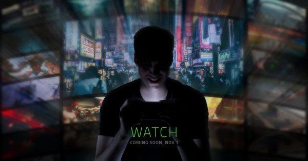 Razer invites to the launch on 1 November
