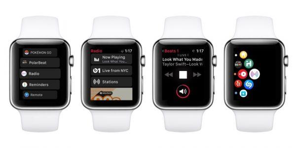 Apple released watchOS 4.1 beta 2