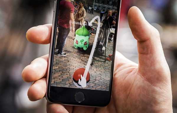 Game Pokémon Go got a new algorithm for augmented reality based on ARKit