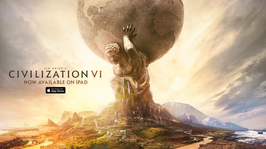 Released Sid Meier's Civilization VI for iPad